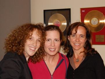 Jennifer Marks, Martha Burn, Jessica Hoffman. Session For 'My Changing Planet'