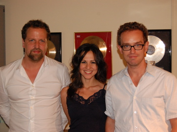 Joachim, Violinist Claudia Chopek, Songwriter/composer Sam Bisbee