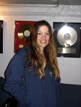 Heidi Petrikat — Singer-songwriter @ 17th St. Sessions For 'Gallilee' CD.