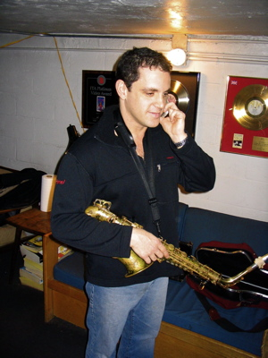 Andy Snitzer — Saxman Extraordinaire At 17th St.