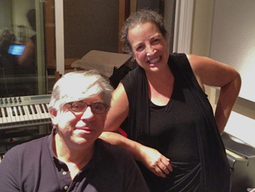 JG & Betsy Alexander - Session For 'I Never Saw Another Butterfly'