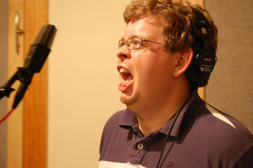 Patrick Gallagher - Session For Emmy Laybourne.