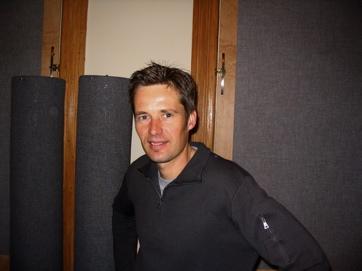 Patric Westoo — Lead Singer — Guitarist — Writer For Latvian Radio, Records Vocals.