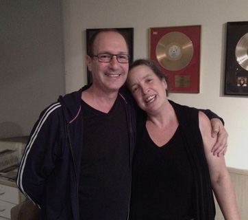 Dan Martin, Producer, Betsy Alexander, Composer.