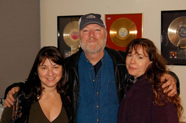 Robin Greenstein, Mike Nugent, Cecilia Kirtland: Mastering Session For Songs Of The Season.
