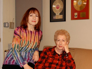 Margaret Dorn And Karen Kantor Sound Mix For Women Of A Certain Age DVD.