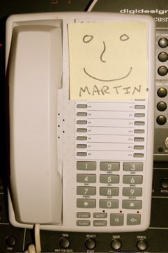 Martin Short Phones It In.