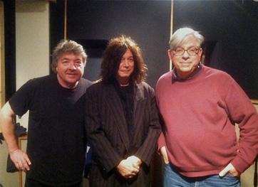 Steve Holley, Alan Merrill, Jon Gordon At Shelter Island Sound