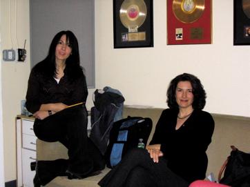 Annmarie Milazzo & Meg Flather.