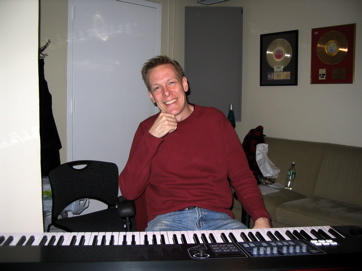 Andy Monroe, Pianist, Recording Artist.
