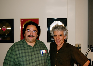 Ron Fierstein And Steve Addabbo At JGMP.