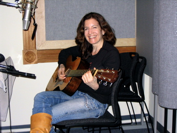 Amy Lennard — Singer, Songwriter, Recording For An Upcoming Release.