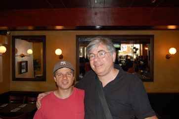 Jon Gordon, Alto Sax Player, With Jon Gordon Guitarist/engineer.