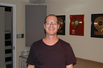 Composer Dan Martin.