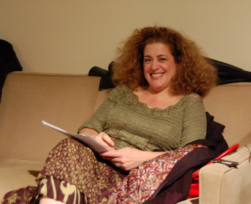Mary Testa (Xanadu, 42nd St) In Session For 'Our Time Theater'