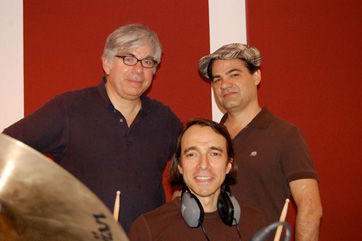 Jon, Marco Joachim And Joe Mardin At Nunoise.