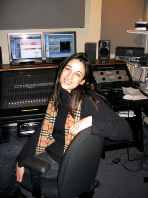 The Lovely Lindsay Marcus, Second Engineer.
