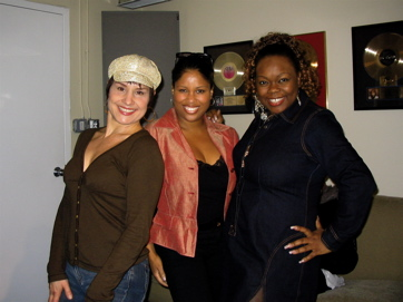 Elaine Caswell, Nicki Richards, And Michelle Weeks, The Vocal Section Of Doom!