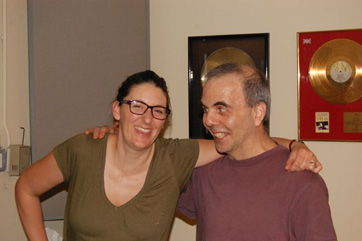 Amy Fix, Barry Kornhauser - Demo Session.