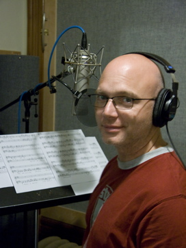 Michael Cerveris — Actor, Singer (Tommy, Assassins, Sweeney Todd) Photo By Mikiodo