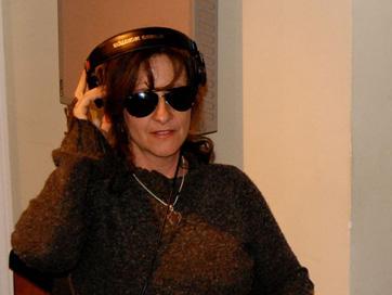 Lisa Lowell Mastering Session For 'Beautiful Behavior'