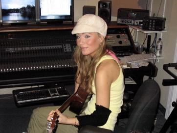 Sara Varga — Swedish Singing Phenom, Steals My Chair.