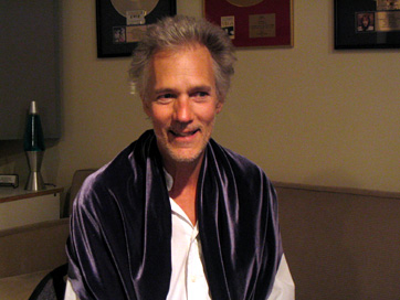 George Elliott — Composer, Singer, Instrumentalist — Mastering His Latest CD.