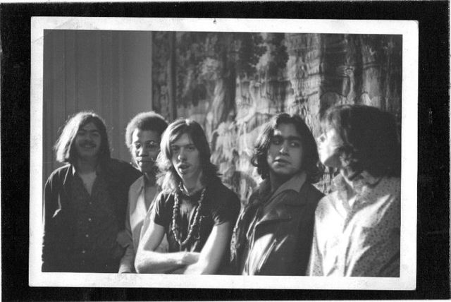An Early Sighting: Dakota: L To R: Jon Gordon, Woody Lewis, Dave Budge (The Druids), Kevin Ellman (Todd Rundgren's Utopia, The Cyrkle), Jeff Budge