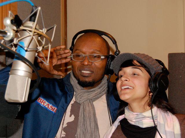 Davi Vieira, Lua Féboli - Vocal Session