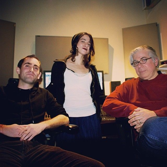 The Style Council: Jay Gallagher, Cassidy Ladden, JG. Vocal Session At JGMP - Photo By Silvano DiMonte