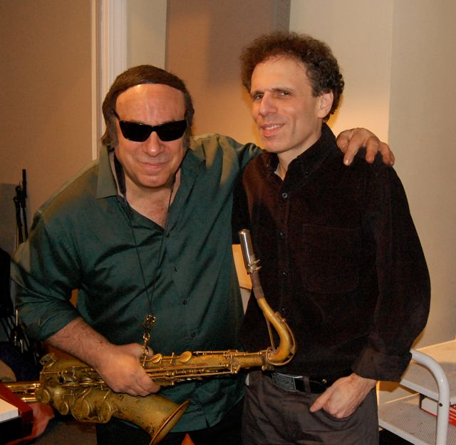 Arno Hecht And Eytan Mirsky