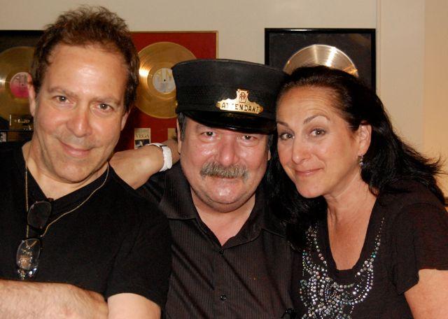 Mike Visceglia, Jimmy Recchione, Carolee Goodgold. VO Session.